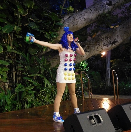 New Katy Perry @Royal Grove